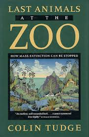 cover of Last Animals at the Zoo; how mass extinction can be stopped
