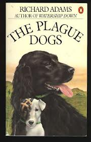 Cover of The Plague Dogs by Richard Adams