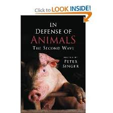 cover of In Defense of Animals by Peter Singer