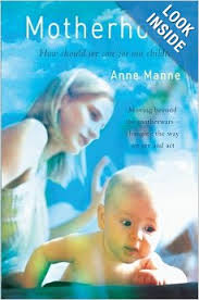 Cover for Anne Manne's book, Motherhood