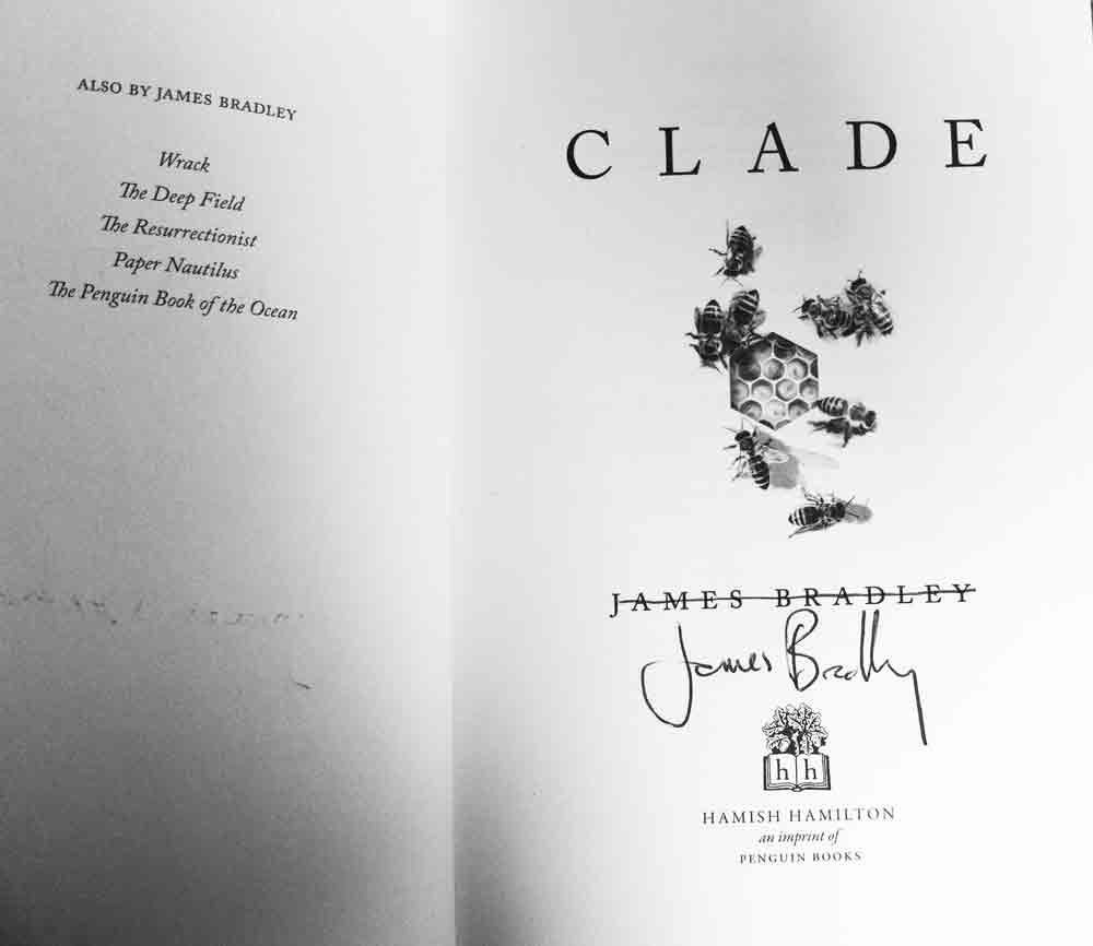 Clade-lined