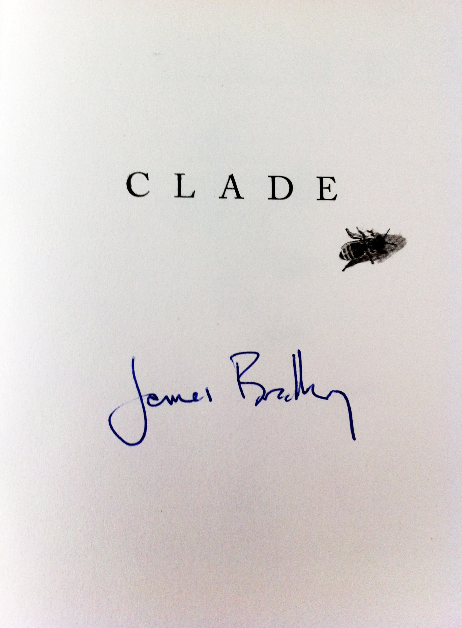 Clade-title-page