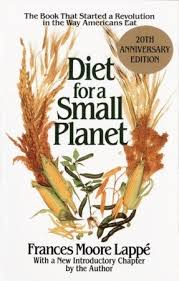 cover of Diet for a Small Planet
