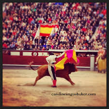 http://carolineangusbaker.com/2013/06/21/a-little-jaunt-to-spain-review-part-6-bullfighting-in-spain-madrid-vs-valencia/