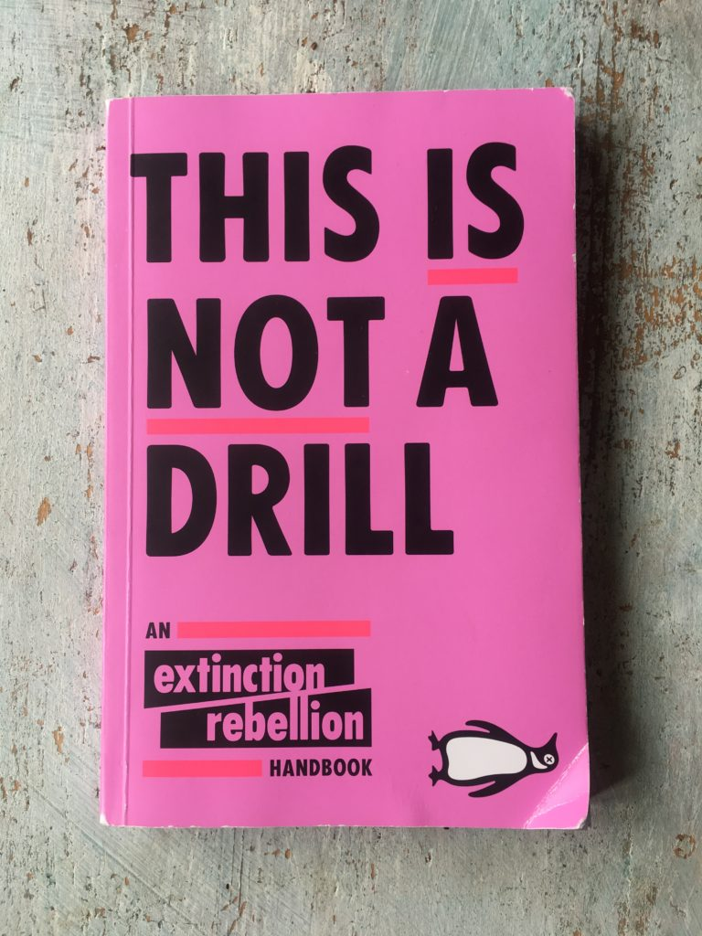 This is not a drill is a collection of essays and think pieces about the future and humanity's place in it