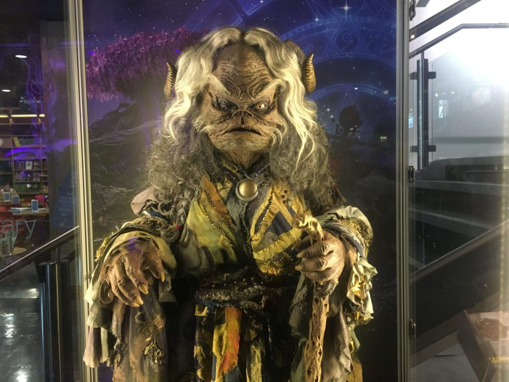 Augra, Dark Crystal, The Resistance @ BFI, London