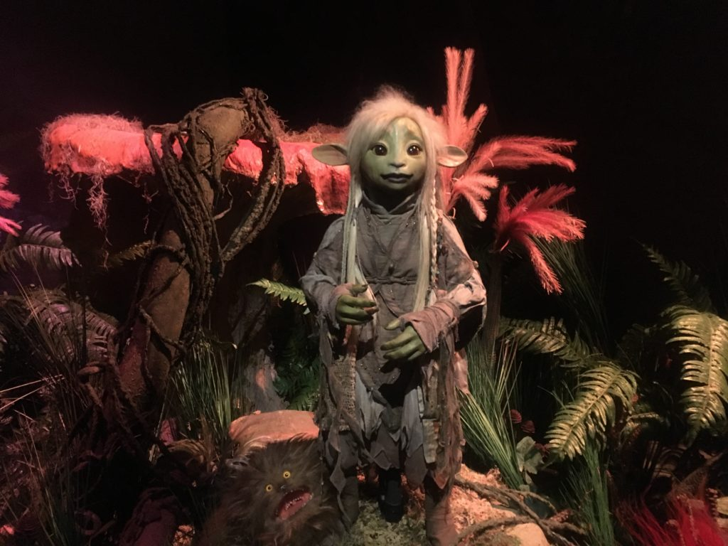 Deet, Dark Crystal, The Resistance, @ BFI, London