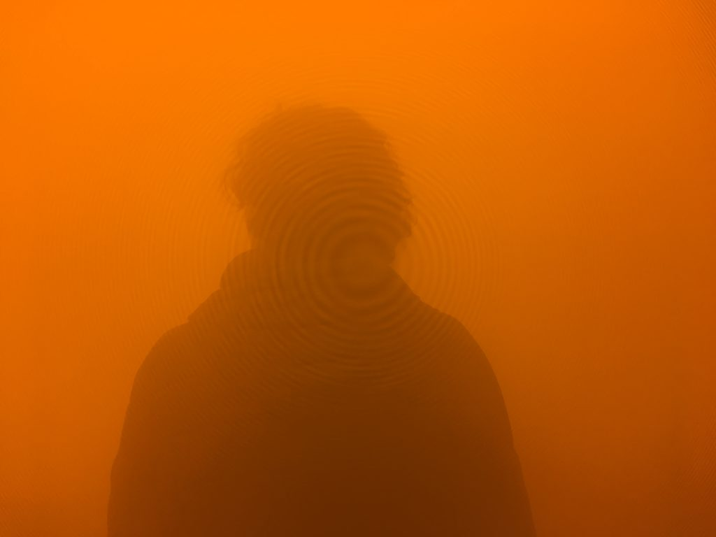 fog from Olafur Eliasson: In Real Life at The Tate Modern