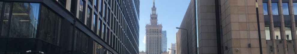The Palace of and Culture and Science, Warsaw