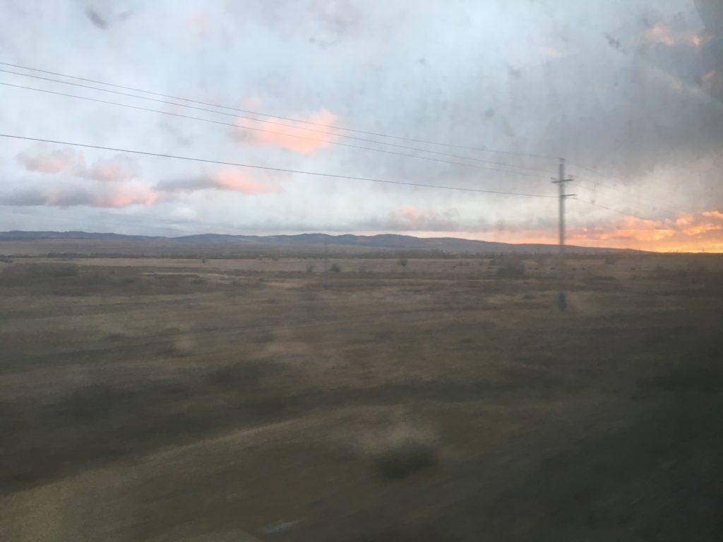 See the window in the Selenginskiy rayon?