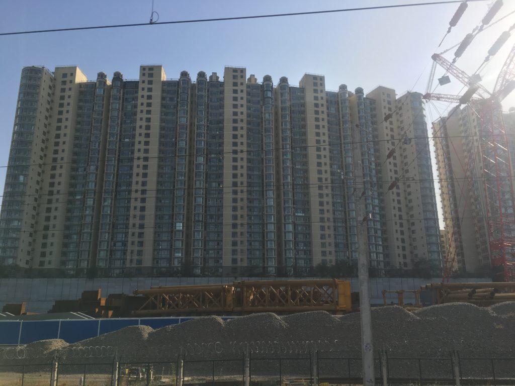 Urban reality bites in Beijing