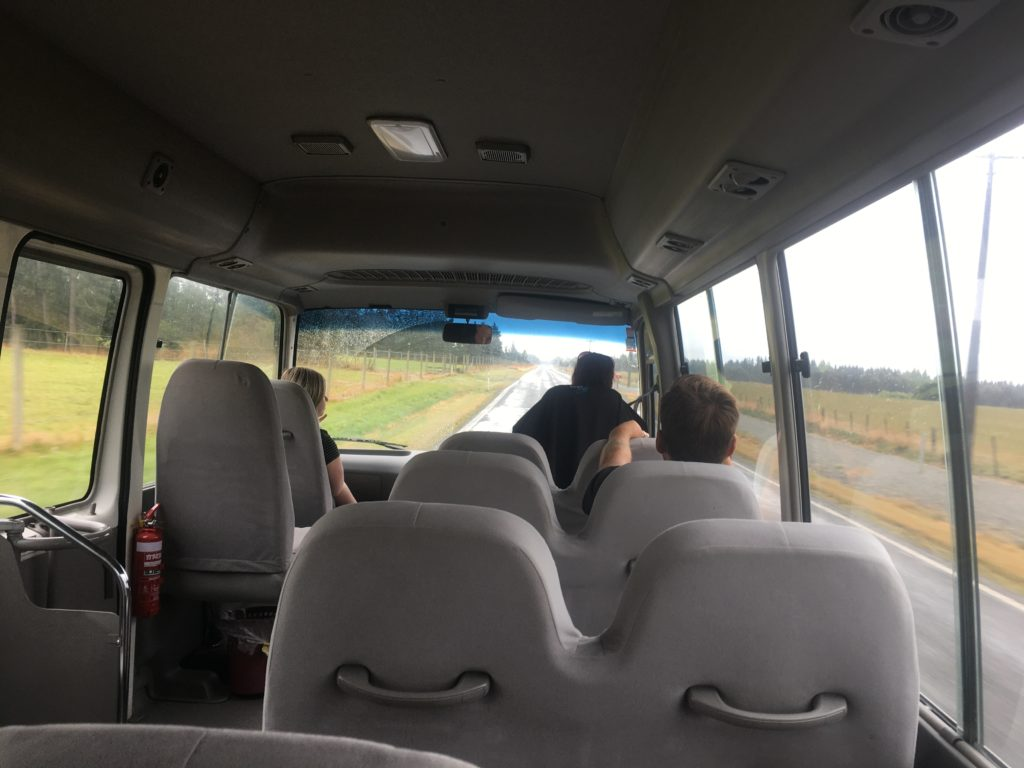TrackNet takes us away from Invercargill